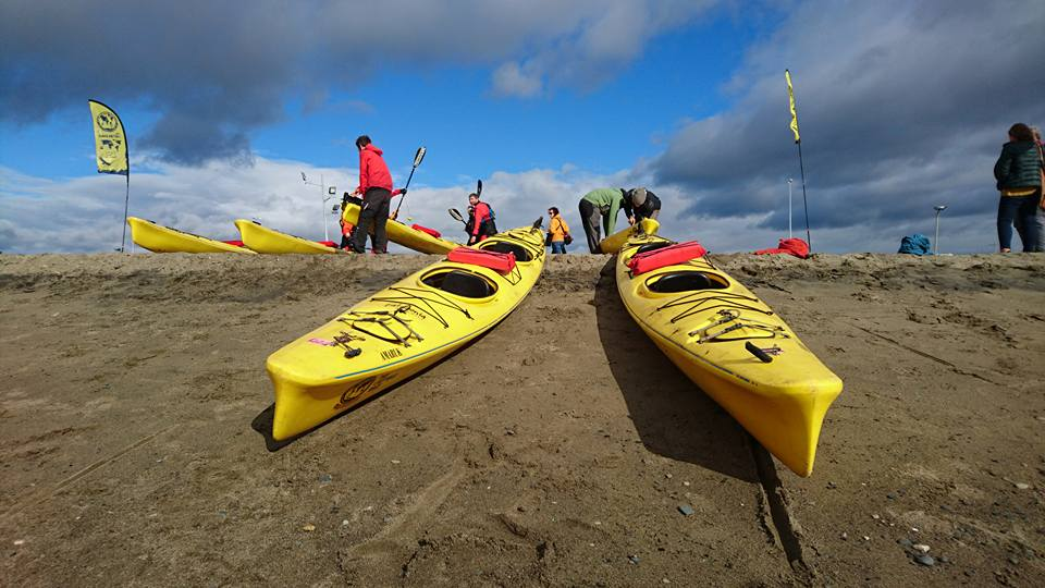 Évaluation des kayaks